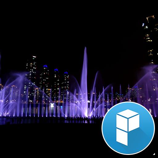 Our beautiful night Theme 個人化 App LOGO-APP試玩