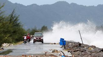 BMKG: Awas ! Gempa Magnitudo 8,7 dan Tsunami 29 Meter di  Pantai Selatan Jawa Timur adalah Potensi bukan Prediksi