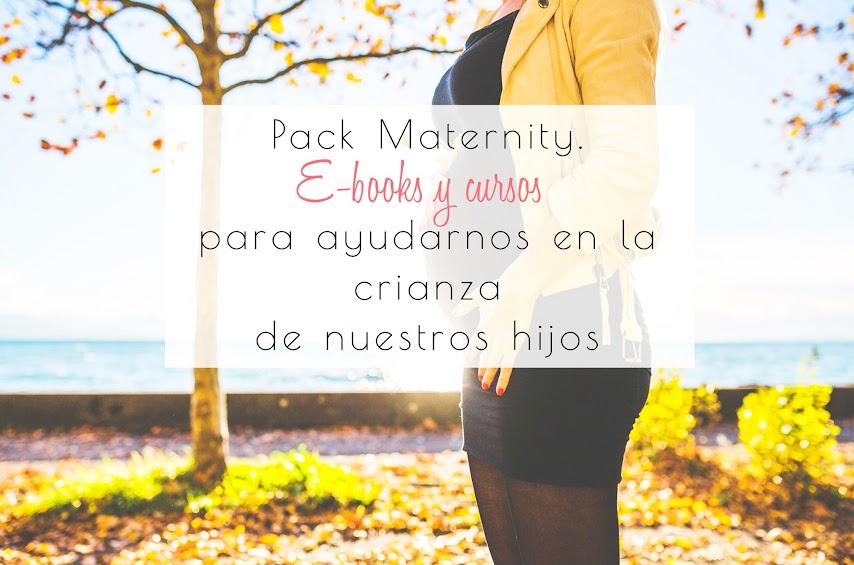 El Pack oferta cursos y e-books educación y crianza