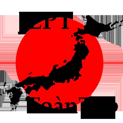 JLPT Toàn Thư - Ngữ Pháp và Từ Vựng Tiếng Nhật