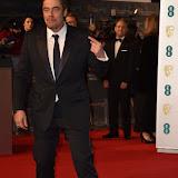 OIC - ENTSIMAGES.COM - Benicio del Toro at the  EE British Academy Film Awards 2016 Royal Opera House, Covent Garden, London 14th February 2016 (BAFTAs)Photo Mobis Photos/OIC 0203 174 1069