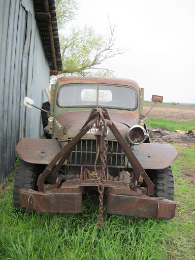 craigslist - My grandpa's 1948 Dodge Power Wagon - Ashton ...