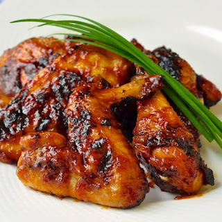Honey Chili Barbecue Chicken