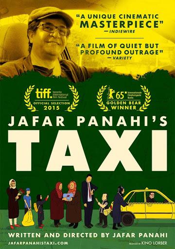 Ταξί στην Τεχεράνη (Taxi) Poster