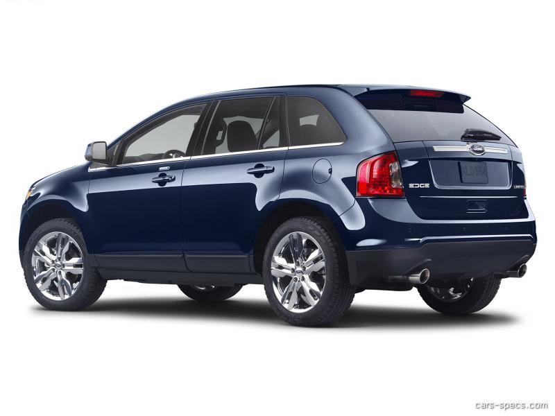 2011 ford edge suv specifications pictures prices. Black Bedroom Furniture Sets. Home Design Ideas