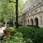 Cour du musée