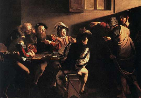 Tenebrismo, de Caravaggio
