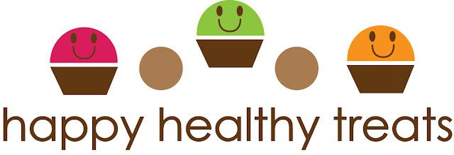 Happy Healthy Treats logo