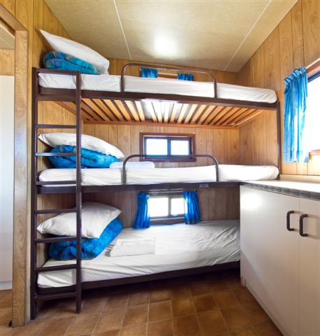 Standard Holiday Cabin 3 - Triple Bunk