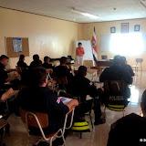 II CAPACITACIÓN A FUNCIONARIOS DEL MINISTERIO DE SEGURIDAD