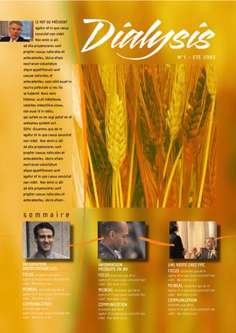 magazine DIALYSIS 7 -SansException
