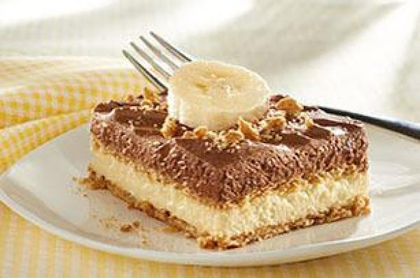 Chocolate-banana Refrigerator Cake Recipe