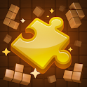Jigsaw Puzzles - Block Puzzle (Tow in one) icon