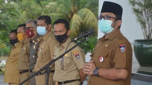 Selama Ramadan, Wali Kota Padang Jadi Khatib Jumat