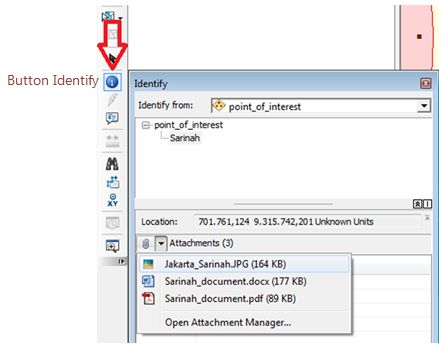 how to open hdf file in arcgis