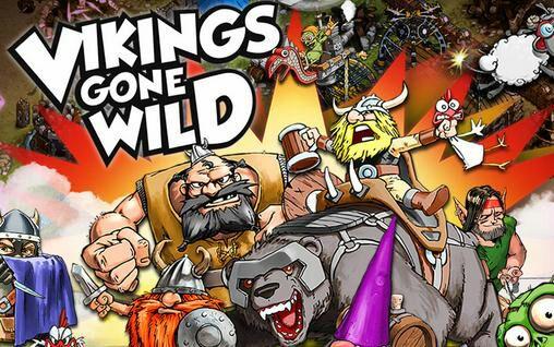 Vikings Gone Wild APK MOD DINHEIRO INFINITO