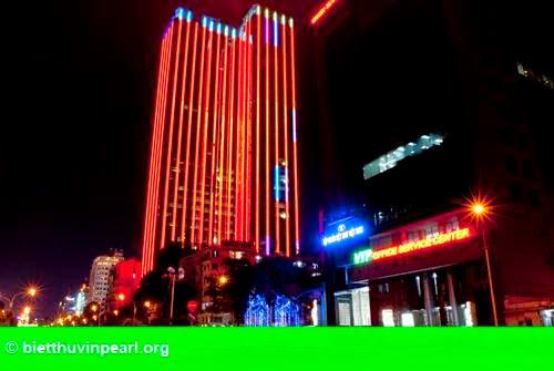 Hình 1: Cận cảnh tòa nhà 2,6 nghìn tỉ của đại gia Hongkong ở Sài Gòn