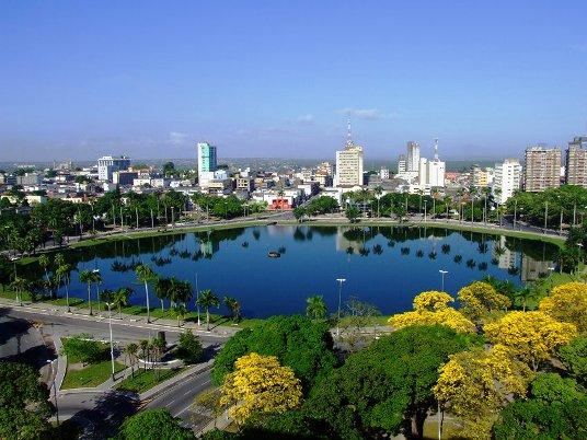 Parque Solon de Lucena - Foto Internet