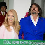 OIC - ENTSIMAGES.COM - Katie Piper and Laurence Llewelyn-Bowen at the  photocall to launch the 106th Ideal Home Show London 20th March Photo Mobis Photos/OIC 0203 174 1069