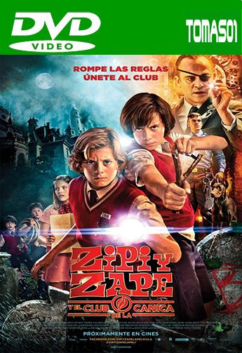 Zipi y Zape y el club de la canica (2013) DVDRip