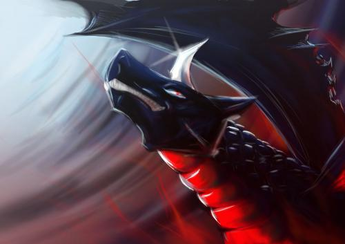 Dragon Paint, Dragons