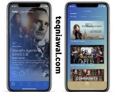 Hulu - تطبيقات ios 2021