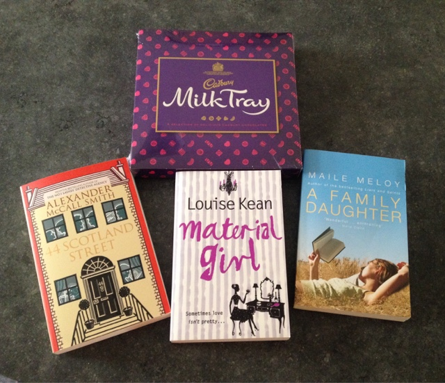Books and Chocolates Giveaway