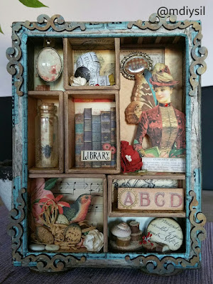 Shadow Box acabada