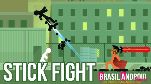 Download Stick Fight v3 APK Mod Dinheiro Infinito - Jogos Android