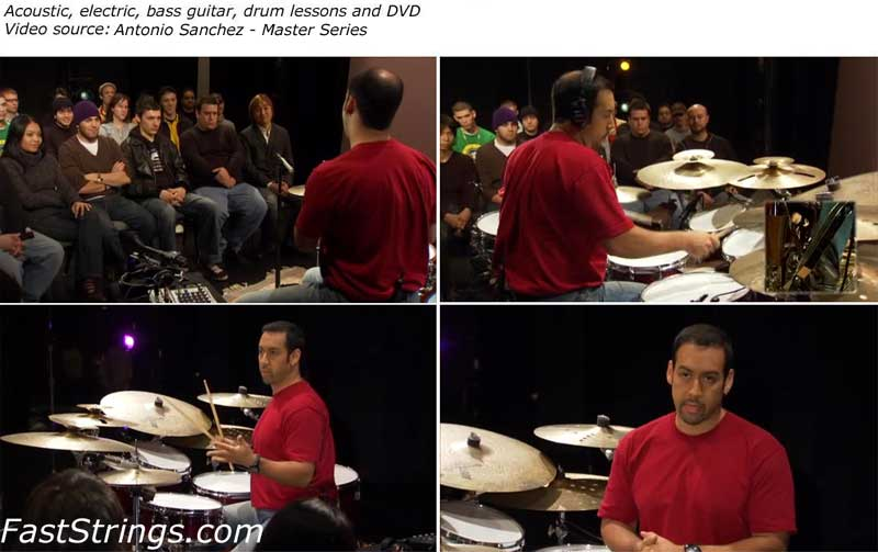 Antonio Sanchez - Master Series