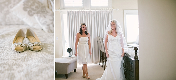 Simply Chic Coastal Outer Banks Wedding Tidewater And