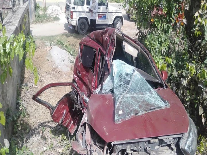 गोपालगंज में भीषण सड़क हादसा, एक ही परिवार के चार लोगों की मौत