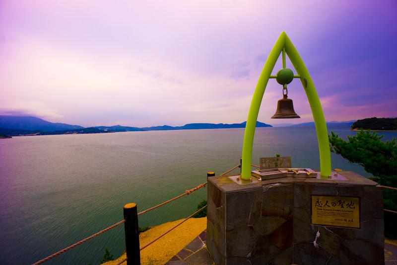 小豆島 エンジェルロード 約束の丘展望台 1