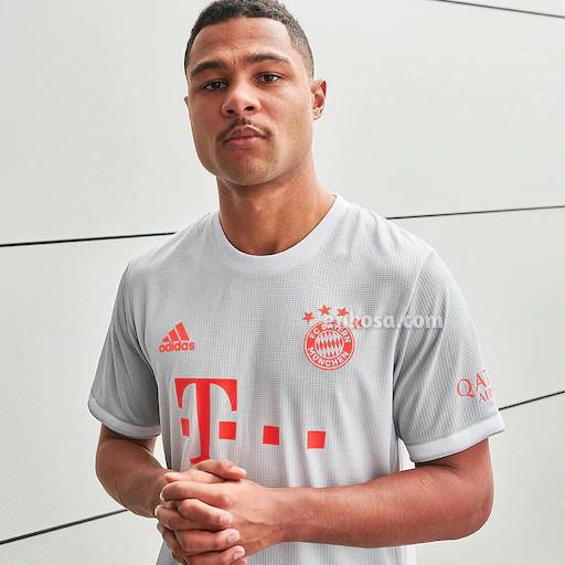 Jual Jersey Bayern Munchen Away 2020/2021