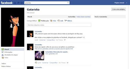 Gatariska no Facebook