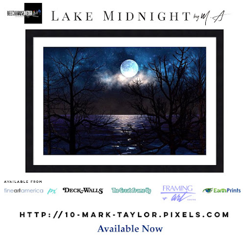 Lake Midnight by Mark Taylor