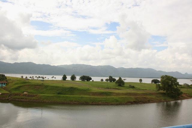 Tasik-Tasoh-Lake