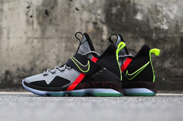 Nike LeBron 14 Out of Nowhere  Beauty Shots