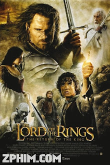 Chúa Tể Của Những Chiếc Nhẫn: Sự Trở Về Của Nhà Vua - The Lord of the Rings: The Return of the King (2003) Poster