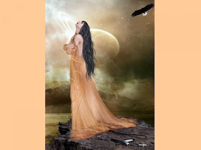 Alone Girl, Magic Beauties 3