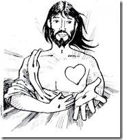 jesus para colorear (3)