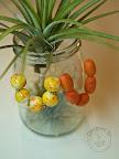 Yellow and orange bead set.