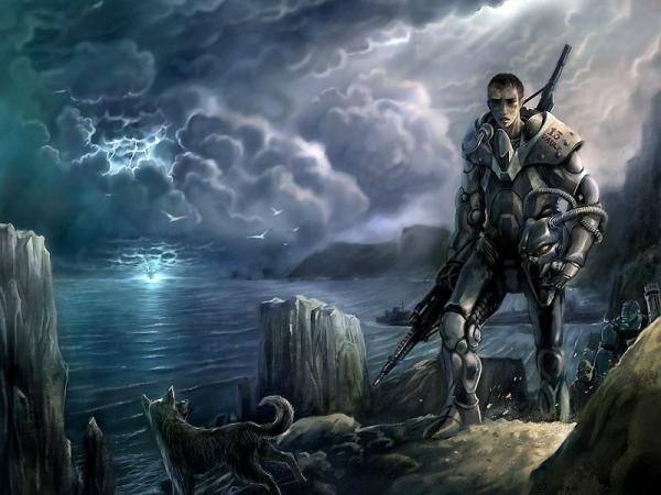 Warrior On The Warpath, Warriors 2