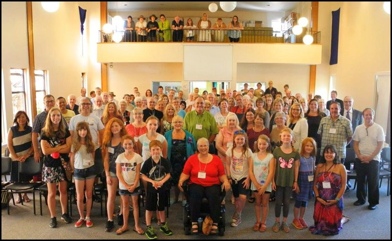 Mission Conference group 2017