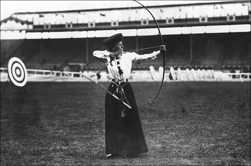 15 incríveis fotografias dos Jogos Olímpicos de 1908