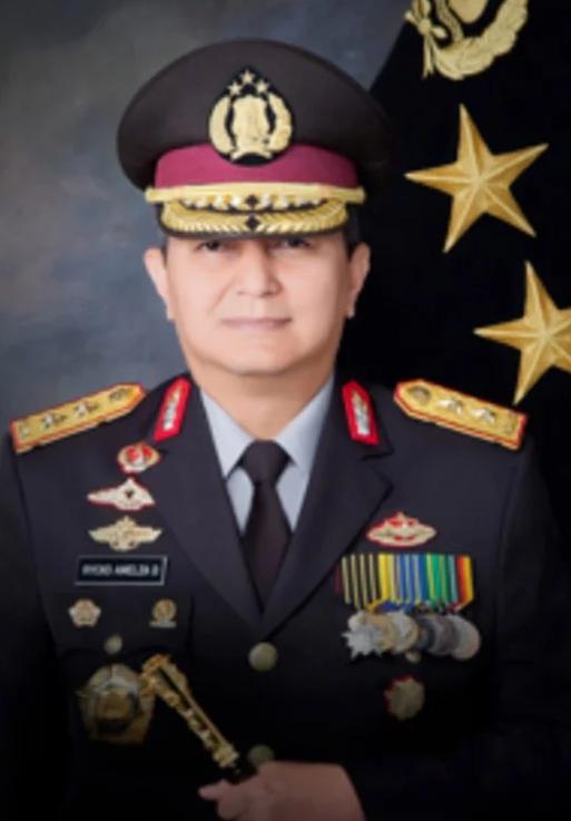 Profil Ahmad Lutfi Calon Pengganti Kapolri Idham Azis