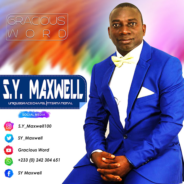 Listen to S.Y Maxwell - Gracious Word (Full Audio) www.richkidempiremusic.com