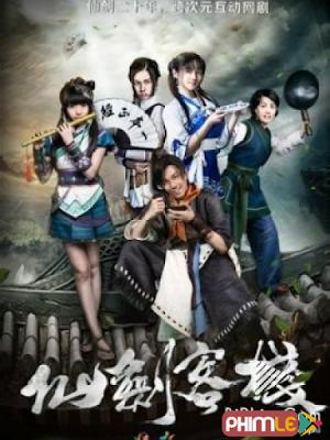 Phim Thiên Tiêu Quái Kiếm - Legend Of The Inn (2015)