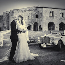 Wedding photographer Giuseppe Digrisolo (digrisolo). Photo of 04.08.2015