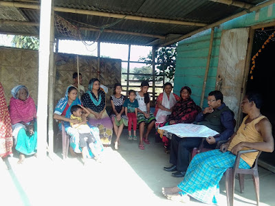 Follow up at Hirajani, Kamrup